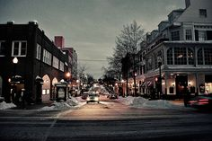 My Home.  Downtown State College.