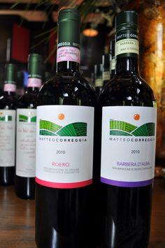 Correggia wine, from the Roero- Photo Credit: Alisha Quinn Bosco