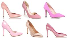 Date Night: 6 Pretty Pink Pumps Perfect for Valentine's Day #valentinesday #shoes