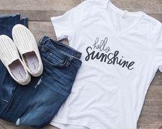 Hello Sunshine T-Shirts are HERE!!!