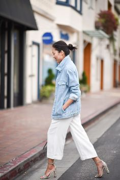 Camperas de jean oversize – Fashion Diaries | Blog de moda