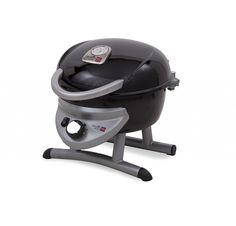 The Char-Broil TRU-Infrared Portable Gas Patio Bistro 180 Tabletop Grill is a compact design that's perfect for tailgate parties and camping trips. Propane Griddle, Griddle Grill, Propane Gas Grill, Best Portable Grill, Portable Charcoal Grill, Infrared Grills, Electric Bbq, Must Have Kitchen Gadgets, Outdoor Cooking