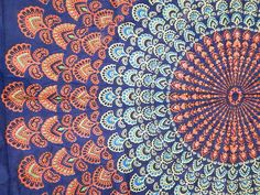 1960s In the height of the hippie movement, the world saw a record demand for hand blocked fabrics out of India.