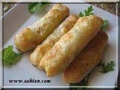 Rkakat, Feuilletés libanais au fromage - Cuisine libanaise par Sahten