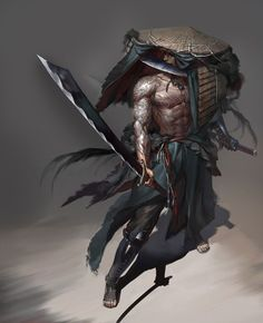 scifi-fantasy-horror: by HEE Fantasy Concept Art, Fantasy Character Design, Character Design Inspiration, Dark Fantasy, Character Concept, Character Art, Fantasy Art, Painting Inspiration, Arte Ninja