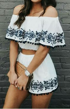 Trendy summer outfits - 10 Family Cookout Outfit Ideas Perfect For A Hot Day – Trendy summer outfits Boho Outfits, Trendy Summer Outfits, Teen Fashion Outfits, Cute Casual Outfits, Spring Outfits, Girl Fashion, Womens Fashion, Fashion Ideas, Casual Summer