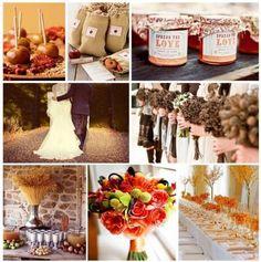 Jesienny ślub...