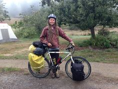 Solo Female Cycling Around the World: WOW (Women On Wheels)