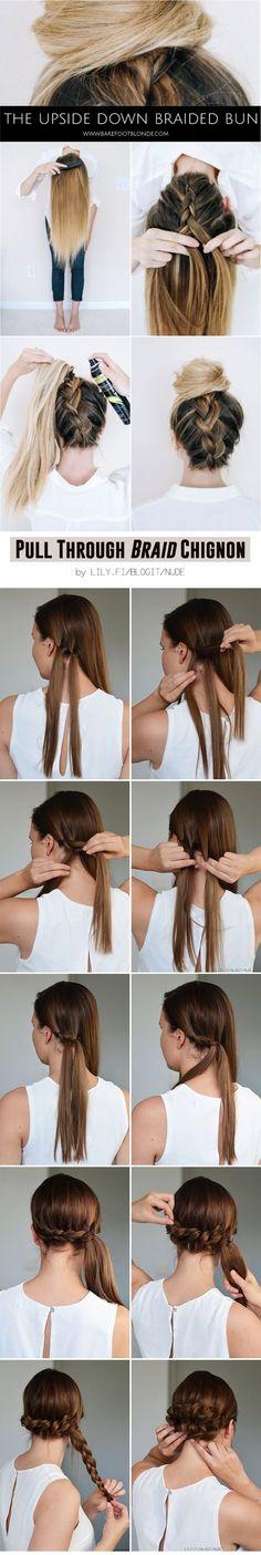 5 minuten frisuren für kurze haare