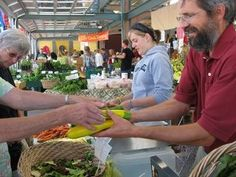 Saturday is Market Day at Bellingham Farmers Market in Washington 10am - 3pm at Depot Market Square on Railroad and Chestnut Streets http://www.farmersmarketonline.com/fm/BellinghamFarmersMarket.html