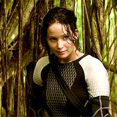 BTS: Jennifer Lawrence, Behind The Scenes, Catching Fire.