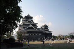 Kumamoto Castle,