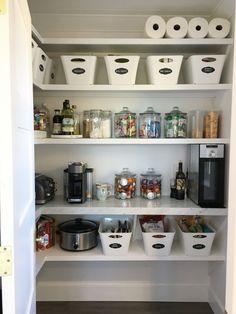 organized pantry by simply organized
