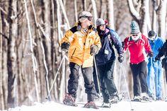 Sugar Mountain Resort #snowshoe. Adventure photography by Sam Dean; 2015.