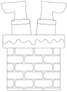 Christmas Templates for Eva and Feltro - # for - Joyeux Noel Preschool Christmas, Christmas Activities, Christmas Crafts For Kids, Felt Christmas, Christmas Colors, Holiday Crafts, Christmas Time, Simple Christmas, Christmas Decorations