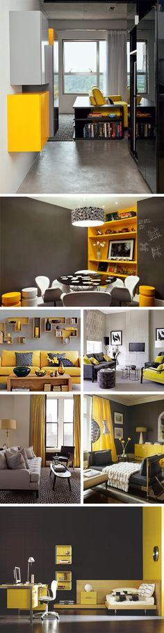 cinza-e-amarelo