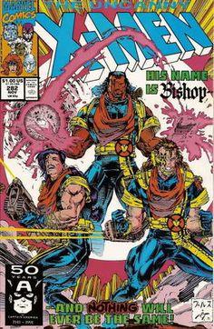 Uncanny X-Men Vol 1 282