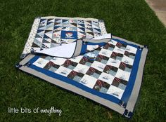 Little Bits of Everything: Nautical Quilts, Finally!