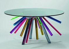 Versace sun table