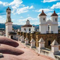 Bolivien - Hauptstadt Sucre