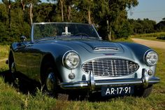 1959 Austin Healey 100/6 Convertible Stuurman Classic Cars