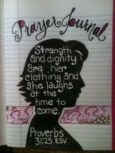 Page 1 ...prayer journal:)