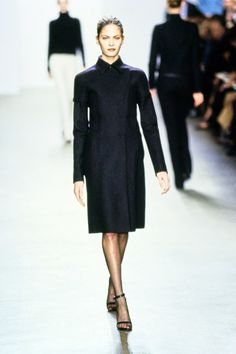 Calvin Klein Collection Fall 1999 Ready-to-Wear Fashion Show - Frankie Rayder