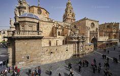 Catedral de Murcia. Spain