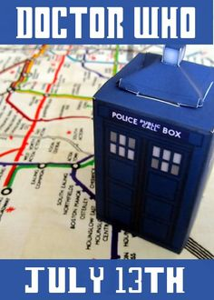 Chocolate & Cream Cake: Wednescellainy feat. a Doctor Who Party!