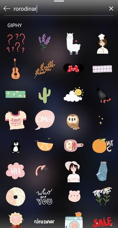 Discover recipes, home ideas, style inspiration and other ideas to try. Instagram Emoji, Instagram Frame, Creative Instagram Stories, Foto Instagram, Instagram And Snapchat, Instagram Story Ideas, Instagram Quotes, Snapchat Stickers, Cute Stickers
