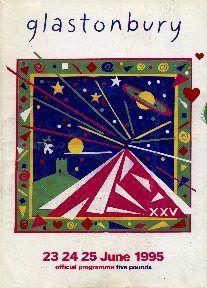 Glastonbury Festival 1994 Programme