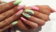 Paznokcie na lato, czyli pomysły na wakacyjny manicure   Inspiracje modowe :: blog modowy - modoweinspiracje.pl