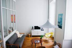 Un joli appartement à Nantes, Little Pommeraye