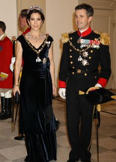 Denmark's Crown Princess Mary