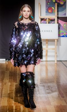 big sequin dress Sequin Dress, Goth, Sequins, Big, Christmas, Collection, Dresses, Style, Fashion