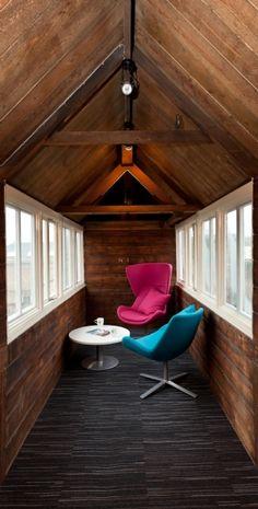 Curo | Quiet space. Interaction Case Study | Curo Housing Organisation | Bath | Creative Office Refurbishment