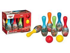 Bebolly Kids ~ Dede Oyuncak Cars Bowling Set