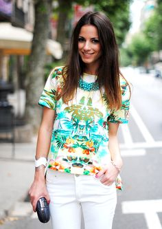 nice outfit for summer in cities