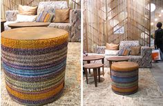 Kolmen päivän Milanon matka on takana. Outdoor Furniture, Outdoor Decor, Missoni, Ottoman, Home Decor, Decoration Home, Room Decor, Home Interior Design, Backyard Furniture