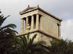 Image result for first cemetery athens greece