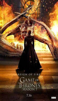 Cersei - Season 7 fanart