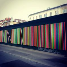 Copenhagen street art http://www.visitcopenhagen.com