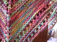 Again - think of a different color -- Pretty Pattern  --  **Free Pattern