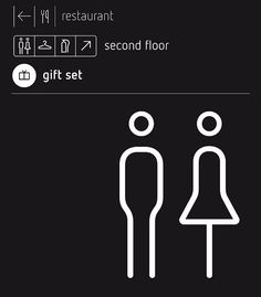 Signage, sign, pictograms in Signage #icons #pictogram