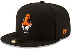 New Era Boys' Cincinnati Bengals Logo Elements Collection Snapback Cap Blood Wallpaper, Beard Art, Nfl Logo, New Era Hats, New Era 59fifty, Cincinnati Bengals, Fitted Caps, Cool Hats, Mens Caps