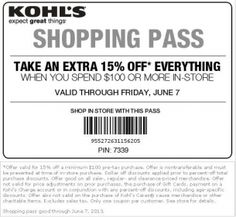 It looks like you're interested in our Kohls Coupons 15 Off Sale. We also offer many different Kohls Coupons on our site, so check us out now and get to printing! Grocery Coupons, Online Coupons, Kohls Printable Coupons, Kohls Promo Codes, Off Sale, Everything, Coding, Printables, Money