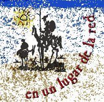 """En un lugar de la red - Aplicación en Flash que desarrolla contenidos, lecturas y actividades alrededor de """"El Quijote"""", Cervantes y su época."""