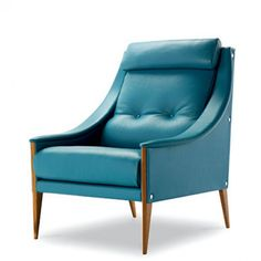 Fotoliu Dezza PMLP3691 Gio Ponti, Kb Homes, High Quality Furniture, Duvet Sets, Furniture Collection, Accent Chairs, Armchair, Upholstery, Sofa