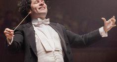 Gustavo Dudamel es el plato fuerte de temporada del Palau de la Música