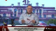 (Vídeo) Con El Mazo Dando Diosdado Cabello 19.05.2014 (1/2)